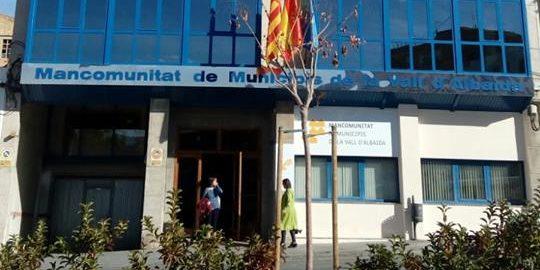 Mancomunitat de Municipis de la Vall d'Albaida ha donat suport al Dret Civil Valencià