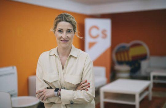 """María Muñoz (Cs): """"Si el Estado ha infrafinanciado a la Comunidad Valenciana, sus motivos tendrá"""""""