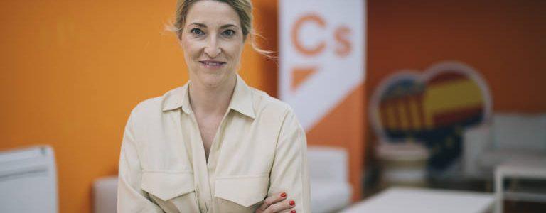 María Muñoz (Cs): «Si el Estado ha infrafinanciado a la Comunidad Valenciana, sus motivos tendrá»