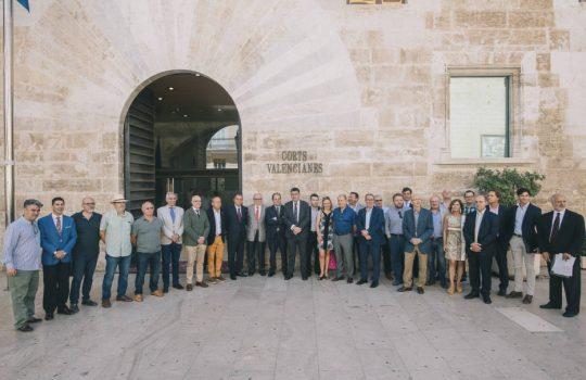 la AJV y la sociedad civil reclaman la reintegración del derecho civil valenciano
