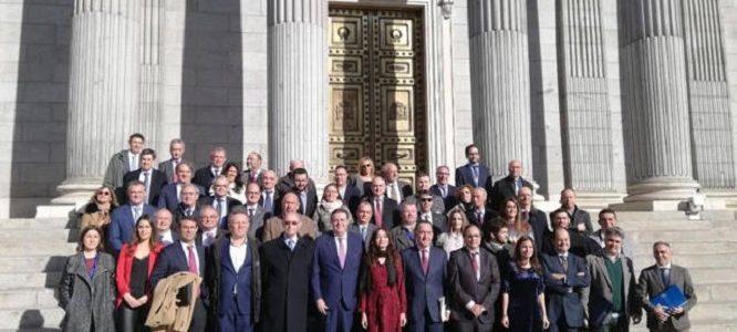Los 500 del derecho civil: el apoyo municipal a la reclamación roza el de la autonomía en 1978