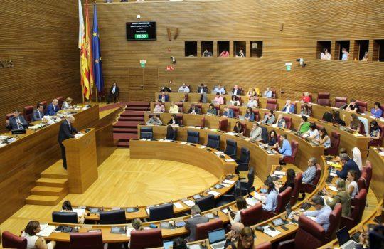 Les Corts aproven recuperar el Dret Civil Valencià