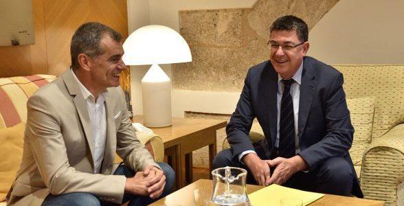 mientras CIUDADANOS abraza la foralidad vasca, sigue negando la reintegración del derecho civil valenciano.